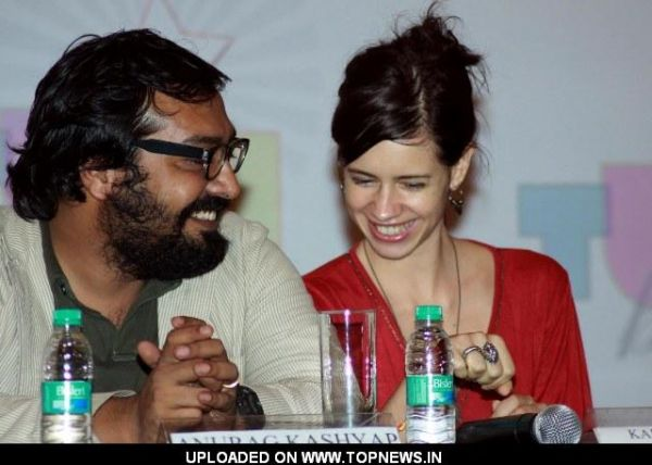 Anurag Kashyap announcing his association with tumbhi.com
