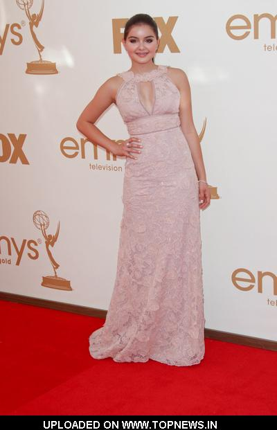 Ariel Winter  at    63rd Annual Primetime Emmy Awards - Arrivals