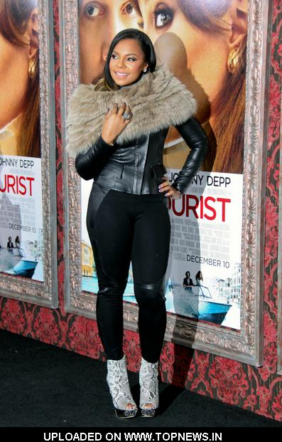 "Ashanti at ""The Tourist"" World Premiere - Outside Arrivals"