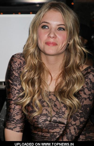 Ashley Benson 21st Birthday Celebration at Blush Boutique Nightclub in Las Vegas on December 21, 2010