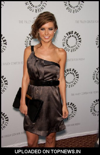 Audrina Patridge at 26th Annual William S. Paley Television Festival The Hills