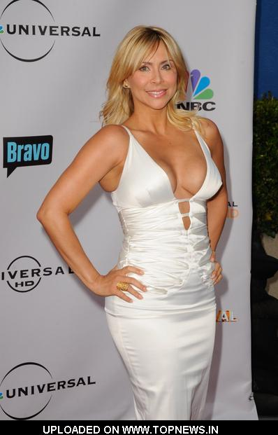 Aylin Mujica at NBC/Universal Cable Shows 2010 - Arrivals | TopNews