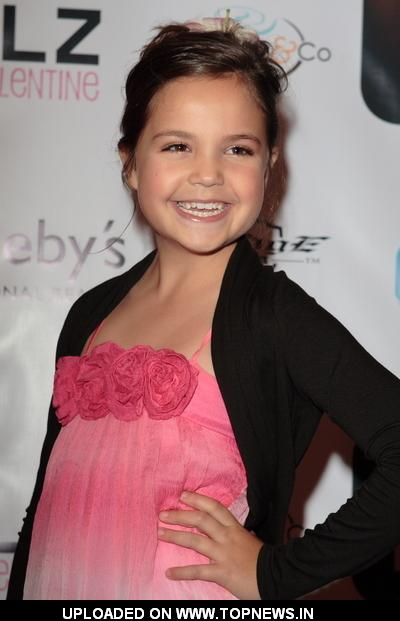 "Bailee Madison at G-Girlz Presents ""A Rockin' Valentine"" Bash to Benefit Cupcakes For Cancer"