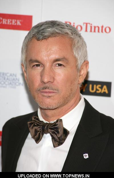 Baz Luhrmann  at G'Day USA Australia Week 2009 - Jacob's Creek New York Black Tie Gala Honoring Baz Luhrmann - Arrivals