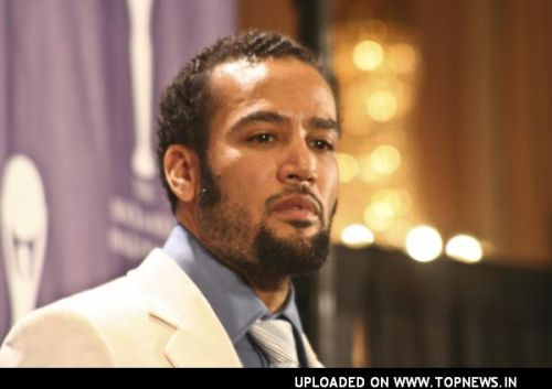 Ben Harper at 23rd Annual Rock and Roll Hall of Fame Induction Ceremony - Press Room