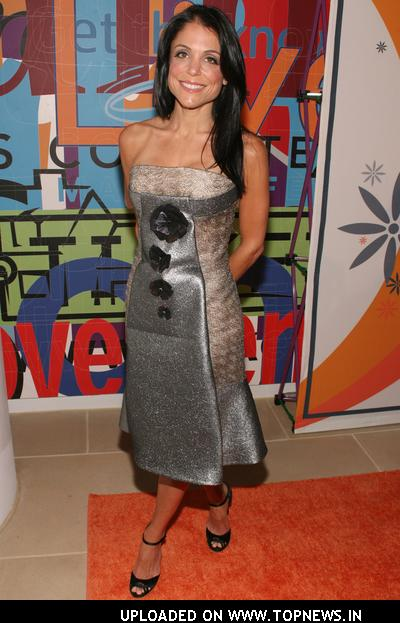 Bethenny Frankel on Bethenny Frenkel At 10th Anniversary Inspiration Awards Gala Step Up