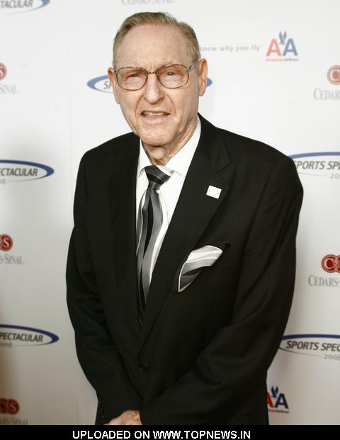 Bill Sharman at 23rd Annual Cedars-Sinai Sports Spectacular Awards Dinner - Arrivals