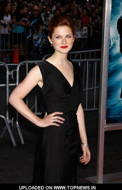 bonnie wright at