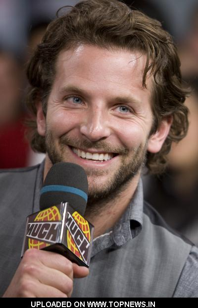Bradley Cooper at  Visits MuchOnDemand in Toronto on May 26, 2009