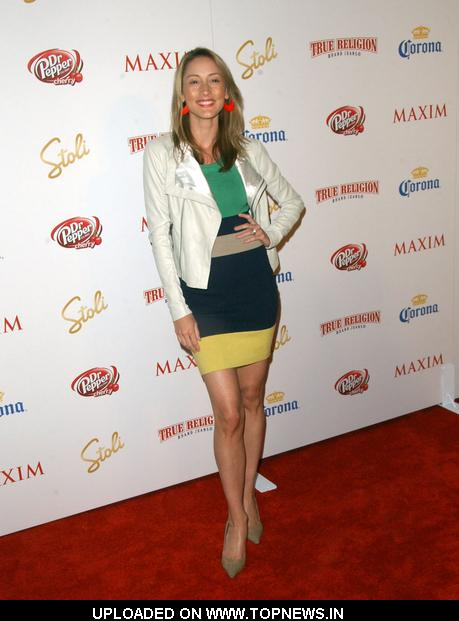 Bree Turner at Maxim's Hot 100 - Arrivals | TopNews: www.topnews.in/bree-turner-maxims-hot-100-arrivals-2169544