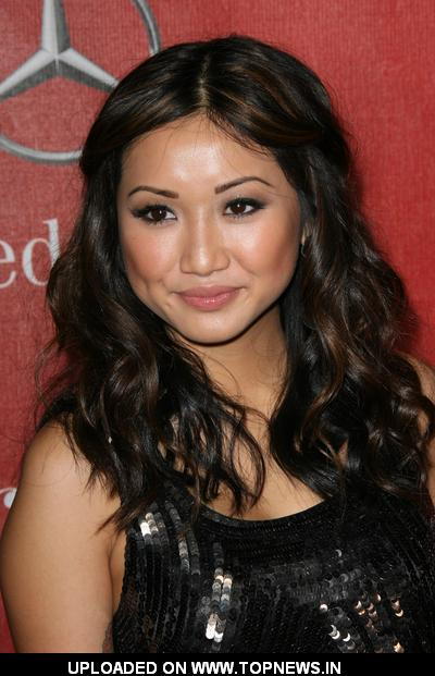 brenda song oscars. renda song 2011.