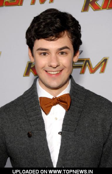 Brendan Robinson at KIIS FM's Jingle Ball 2011 - Arrivals