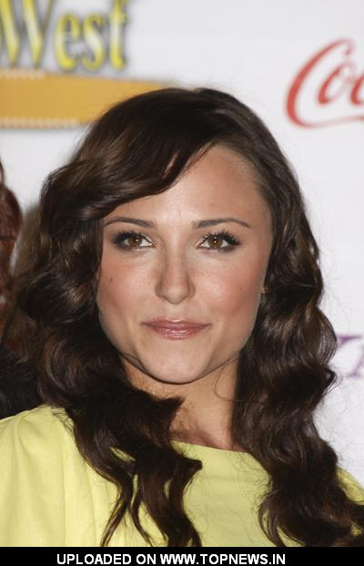 Briana Evigan at ShoWest 2009 - Final Night Banquet and Talent Awards Ceremony