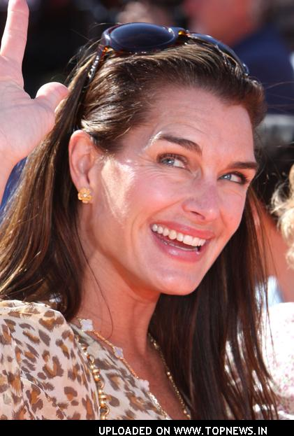 "Brooke Shields at ""Horton Hears a Who!"" World Premiere - Arrivals"
