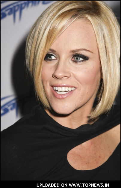 Jenny McCarthy at 5th Anniversary of the Sapphire Gentlemen's Club - Arrivals