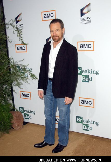 "Bryan Cranston at ""Breaking Bad"" Premiere Screening - Arrivals"
