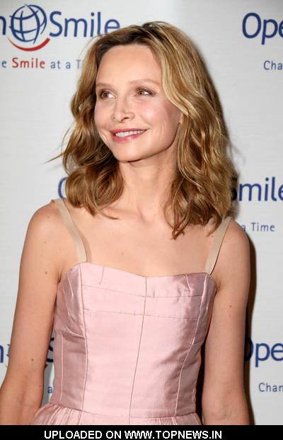 Calista Flockhart at 9th Annual Operation Smile Gala - Arrivals