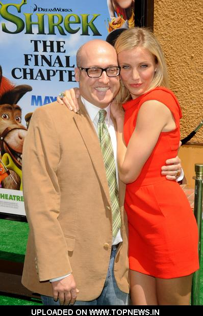 Cameron Diaz at Shrek Forever After Los Angeles Premiere - Arrivals