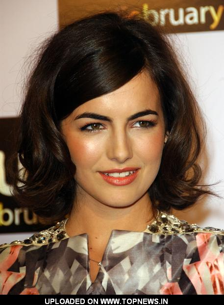 Camilla Belle at Push Los Angeles Premiere Arrivals