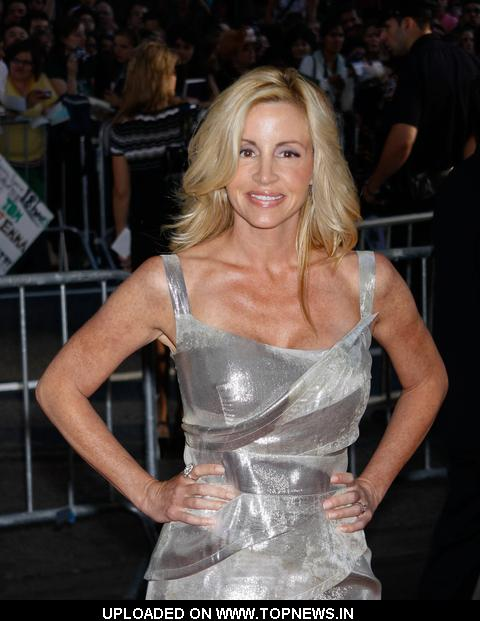 Camille Grammer playboy picture