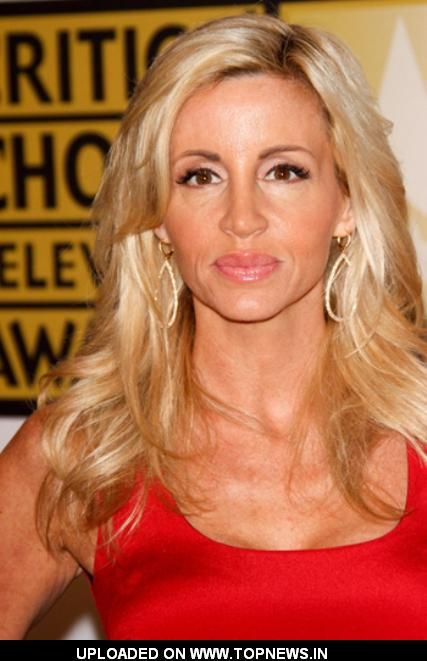 Camille Grammer at Real Housewives of Beverly Hills at the 2011 Critics' Choice Television Awards