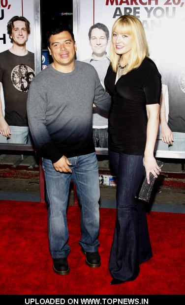 "Carlos Mencia at ""I Love You, Man"" Los Angeles Premiere - Arrivals"