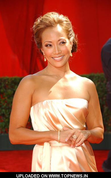 Carrie Ann Inaba at 61st Annual Primetime Emmy Awards - Arrivals