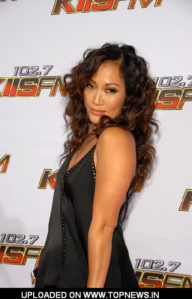 Carrie Ann Inaba at KIIS FM's Jingle Ball 2011 - Arrivals