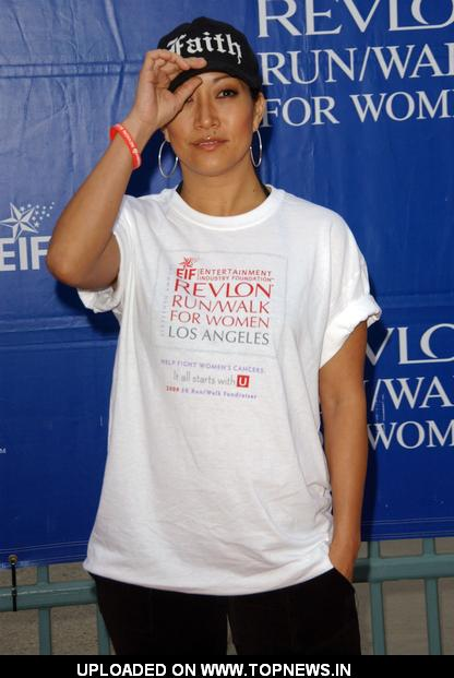 Carrie Ann Inaba at  16th Annual EIF Revlon Run/Walk For Women