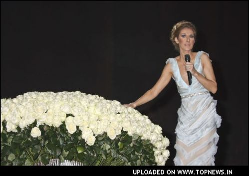 "Celine Dion's Final Show ""A New Day"" After 5 Years at The Colosseum at Caesars Palace in Las Vegas - Press Conference"