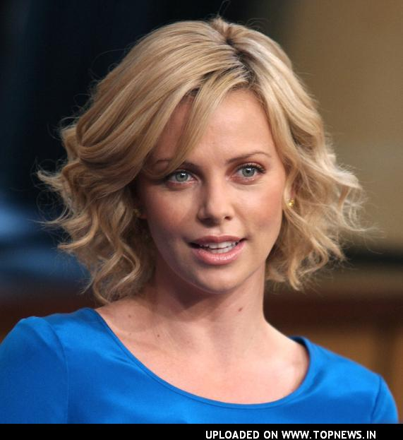 Charlize Theron Website