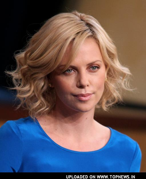 South African beauty Charlize Theron