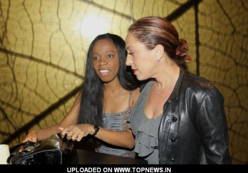Charmaine Blake Birthday Celebration at Bar 210 in Beverly Hills on January 21, 2011