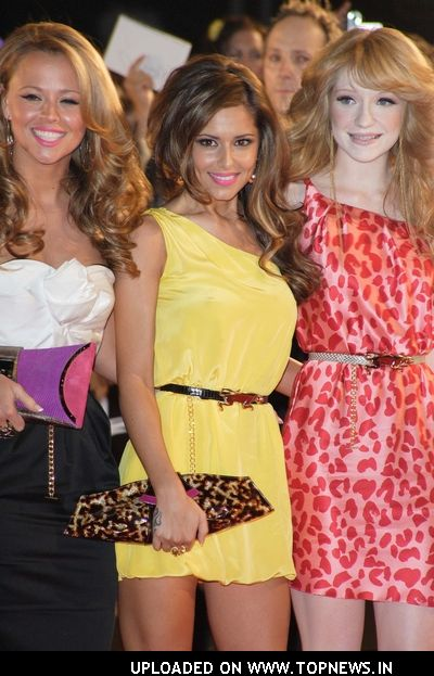 Cheryl Cole at The Brit Awards 2008 - Red Carpet Arrivals