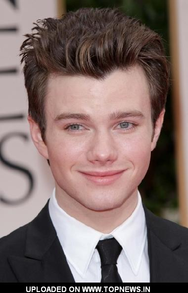 Chris Colfer at 69th Annual Golden Globe Awards - Arrivals