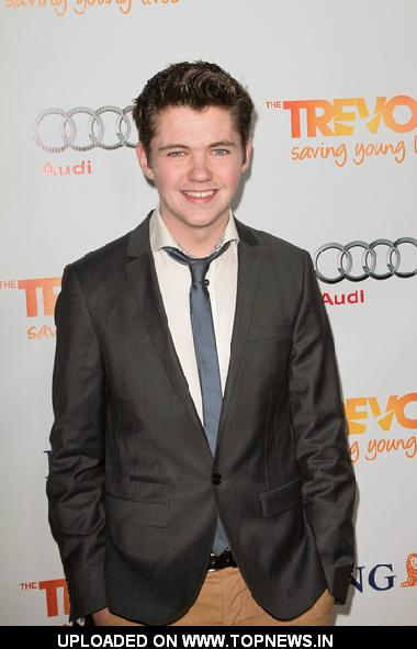 Chris Colfer at The Trevor Project's 2011 Trevor Live! - Arrivals