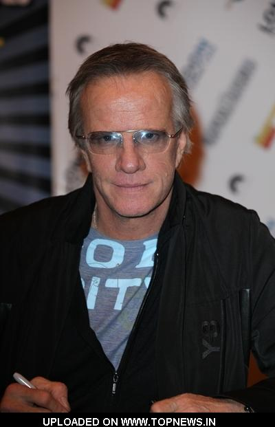Christopher Lambert at London Film & Comic Con 2011 - Day 2