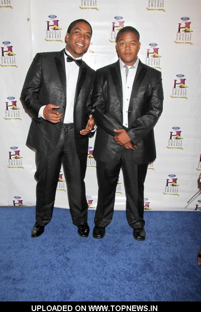 Christopher Massey and Kyle Massey at 9th Annual Hoodie Awards - Arrivals