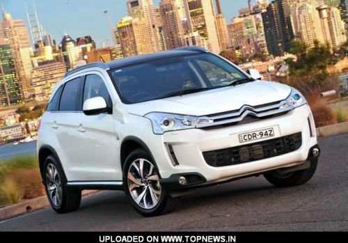 citroen will launch its first suv in new zealand in july with the arrival of the citroen c4. Black Bedroom Furniture Sets. Home Design Ideas