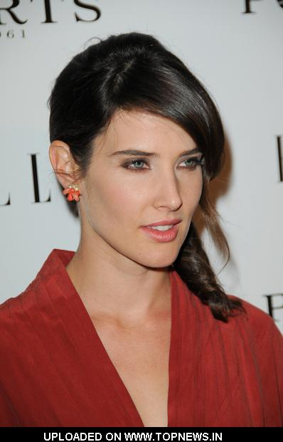 Cobie Smulders at ELLE Magazine's Women in Television Celebration - Arrivals