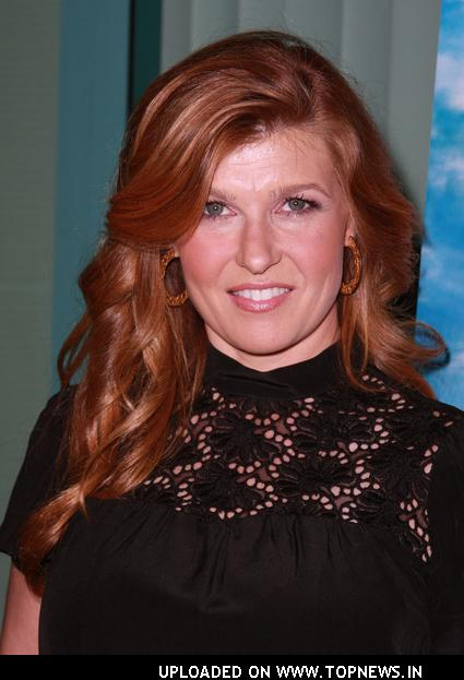 Connie Britton at The Academy of Television Arts and Sciences Presents An Evening with Friday Night Lights - Arrivals