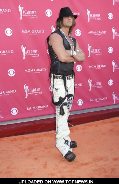 Criss Angel at 43rd Academy Of Country Music Awards - Arrivals