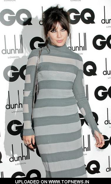Daisy Lowe at GQ Men of the Year Awards 2010 - Arrivals