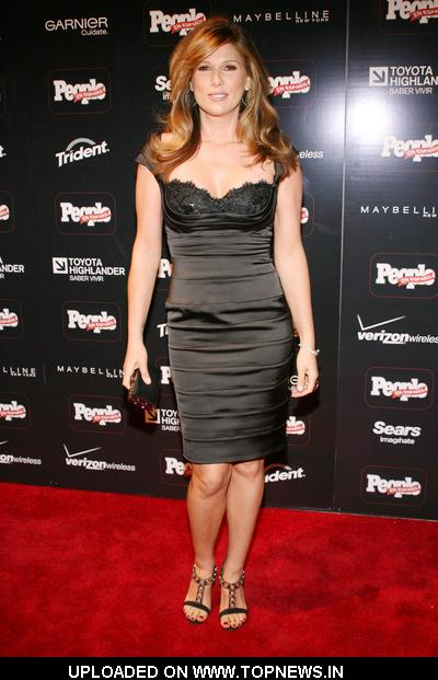 Daisy Fuentes at People en Espanol Celebrates 12th Annual 50 Most Beautiful Issue - Arrivals