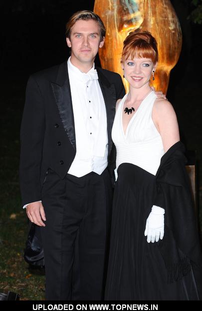 Dan Stevens and Susie Harriet at 2011 Raisa Gorbachev Foundation Party - Arrivals