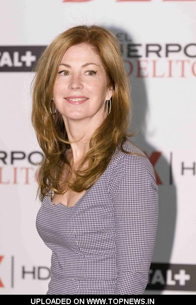 "Dana Delany at ""Body of Proof"" TV Series Madrid Photocall"