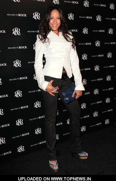 Dania Ramirez  at Rock & Republic Roberston Store Opening Party - Arrivals