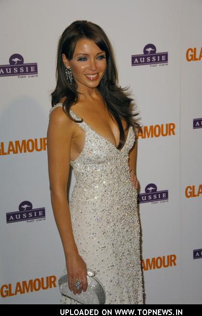 Dannii Minogue at Glamour Magazine Woman of the Year Awards 2008 - Arrivals