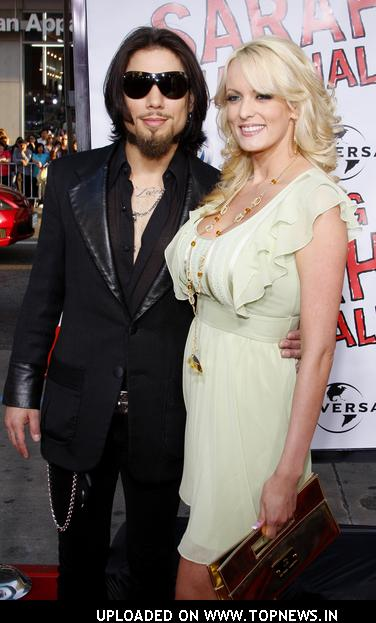 "Dave Navarro at ""Forgetting Sarah Marshall"" World Premiere - Arrivals"