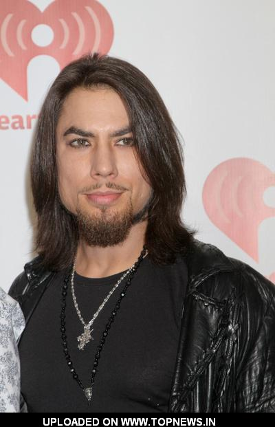 Dave Navarro at iHeartRadio Music Festival 2011 - Night 1